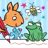 Creative Colouring: A Colouring App for Kids