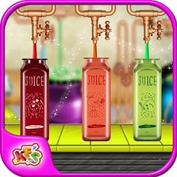 Fruit Juice Factory – Crazy Drinks Maker