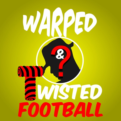 Warped NFL Football Players Game Quiz Maestro iOS App