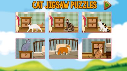 Cat Jigsaw Puzzles 2017 screenshot one