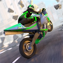 Bike Robot: Ultimate Rider Free Motor Race