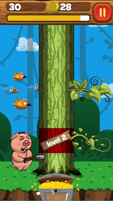 Jack's Beanstalk screenshot three