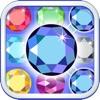 宝石驱逐舰厂疯狂 - 免费益智游戏