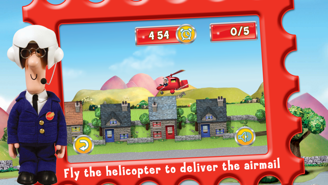 Screenshots & Postman Pat: Special Delivery Service on the App Store