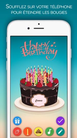 Bon Anniversaire Birthday Cake And Ecards Dans Lapp Store