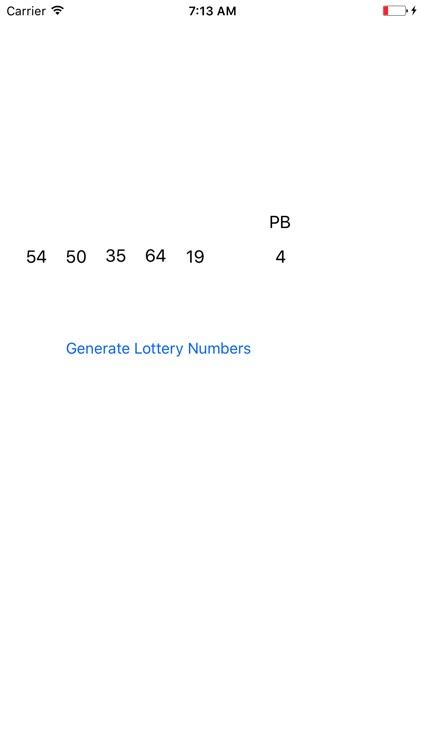 Lotto Pick'r
