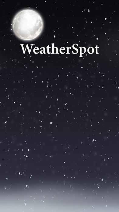 WeatherSpotのおすすめ画像1