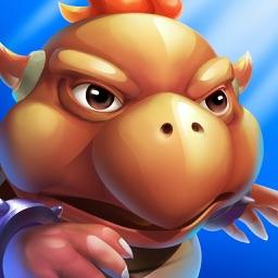 Monster Planet:Rpg Card Battle City Builder Games