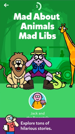 Mad Libs on the App Store