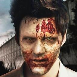 Zombie Face Camera - You Halloween Makeup Maker