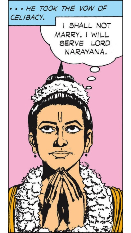 Tales of Narada - Amar Chitra Katha Comics screenshot-2