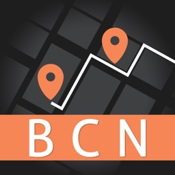 Barcelona City Guide & Offline Travel Map Apple Watch App
