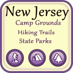 New Jersey Camping & Hiking Trails,State Parks