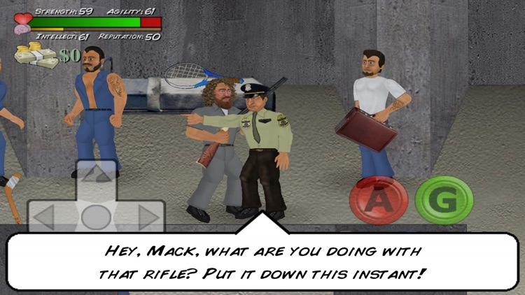 Hard Time (Prison Sim) screenshot-0