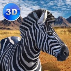 Zebra Simulator 3D Full