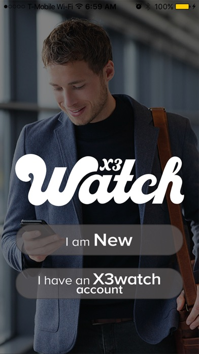 X3watch app image