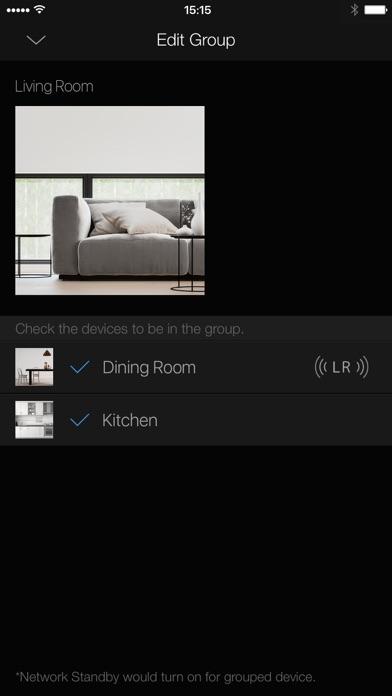 Onkyo Controller screenshot two