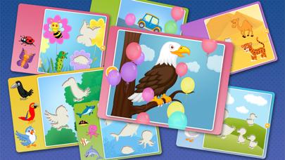 動物パズルゲームのおすすめ画像4