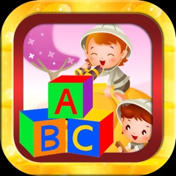 ABC Alphabet sounds learning games for little kids