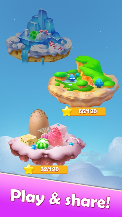 Gummy Splash Connect screenshot-3