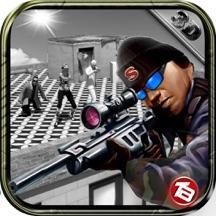 狙击手刺客3D - 射击游戏是免费的