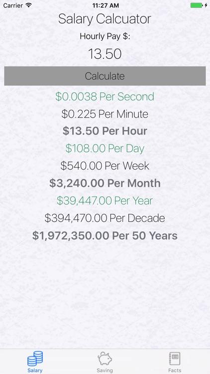 Salary Calculator Pro