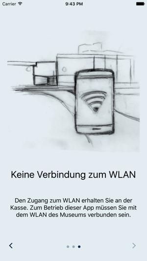 DSM Audioguide Screenshot