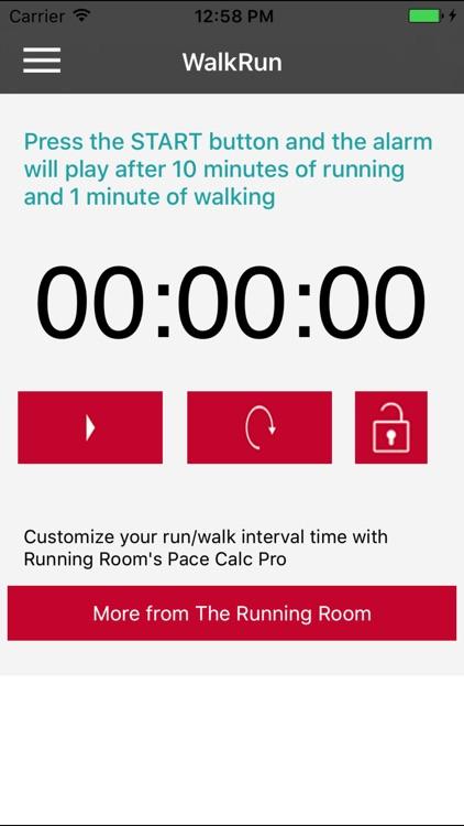 Running and Walking Pace Calculators FREE EDITION screenshot-3