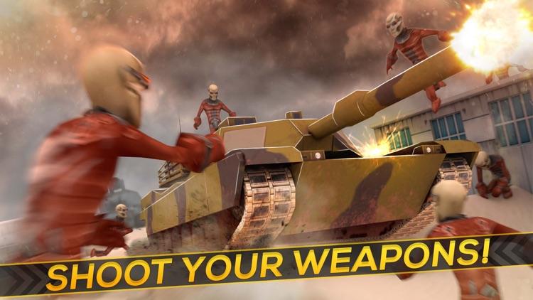Shooting Tanks: Alien Force