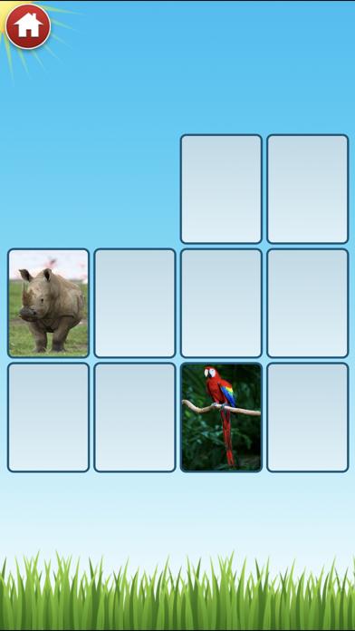Zoo Sounds - Fun Educational Games for Kids screenshot four