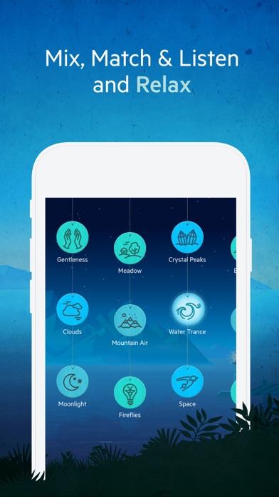 Relax Meditation P review screenshots
