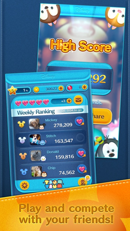 LINE: Disney Tsum Tsum screenshot-4
