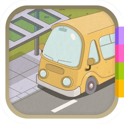 Busy Wheels: City Bus