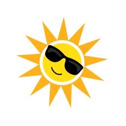 Sunshine Sticker Pack