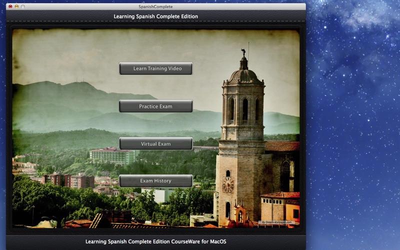 Spanish Complete screenshot 1