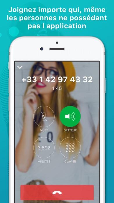 Screenshot #2 pour Nextplus: Téléphone Privé