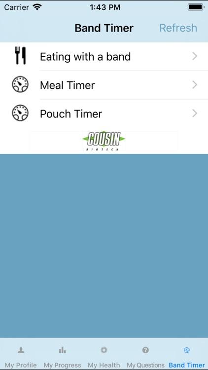 BIORING Gastric Band screenshot-3