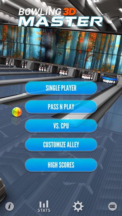 Bowling 3D Master screenshot three
