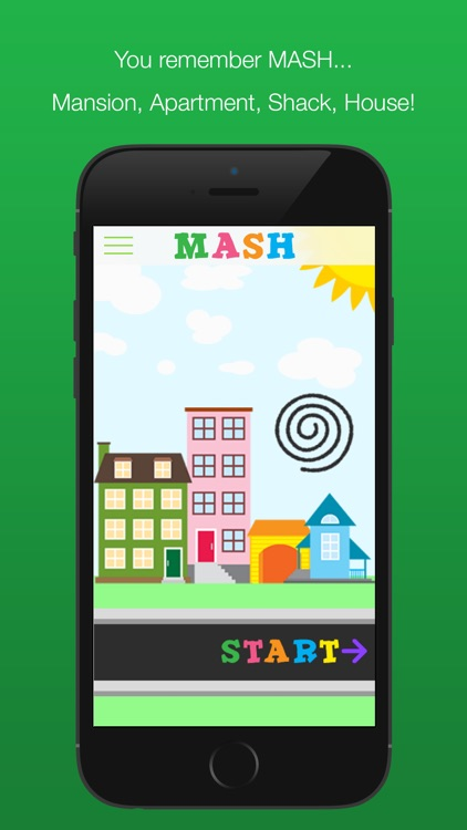 MASH Touch screenshot-0