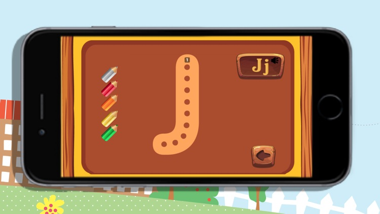 ABC Learning Alphabet for boys and girls screenshot-3