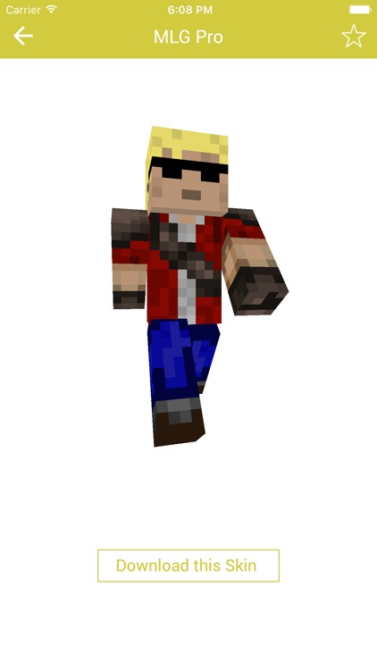 MLG Skins Pro - Best Skins for MCPE Edition