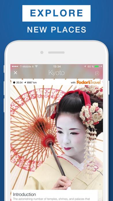 Kyoto - Travel Guide & Offline Map