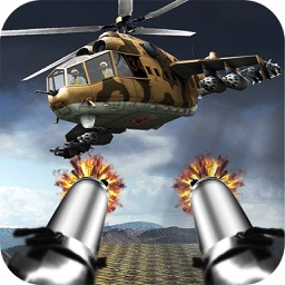 Gunship Rescue Force Battle Helicopter Attack Game