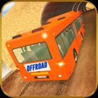 Uphill Offroad Bus Simulator icon