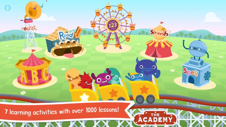 Endless Learning Academy app image