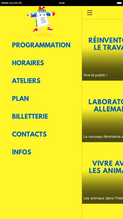Ateliers de Couthures screenshot-0