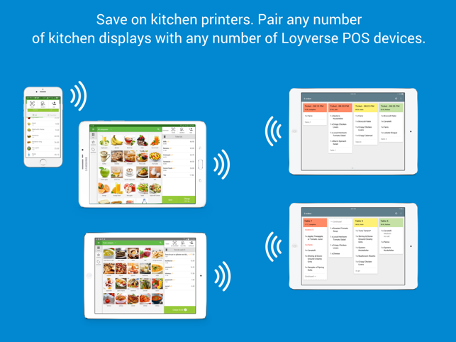 Loyverse KDS - Kitchen Display on the App Store