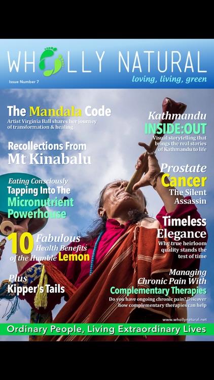 Wholly Natural Magazine