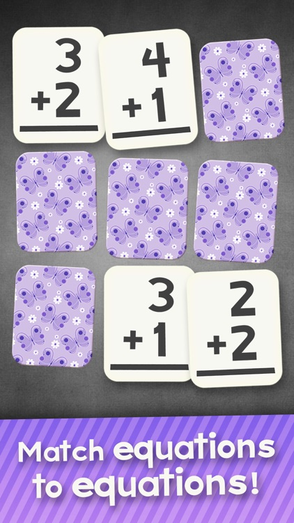 Addition Flash Cards Math Help Quiz Learning Games screenshot-3