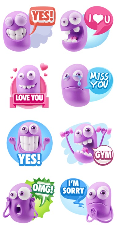 Daily Chat Stickers screenshot-4